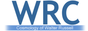 Walter Russell's uni-E-verse